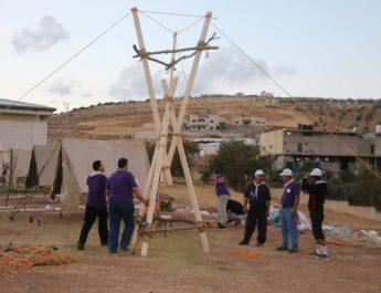 وسام الغاب السابعة عشرة في يومها الثاني تنفذ ورش عمل ومشاريع ريادية