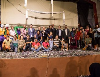 إختتام فعاليات مهرجان لبنان المسرحي الدولي