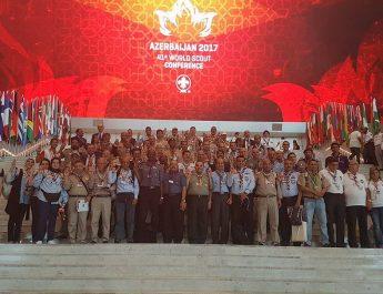 جلسة خاصة بالإقليم العربي ضمن فعاليات مؤتمر باكو