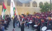 مجموعة عائدون الكشفية تشارك في تكريم الطلبة المتفوقين في مدينة الخليل
