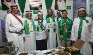 رواد الكشافة يشاركون في المعرض الدولي لتبادل الثقافات في اندونيسيا