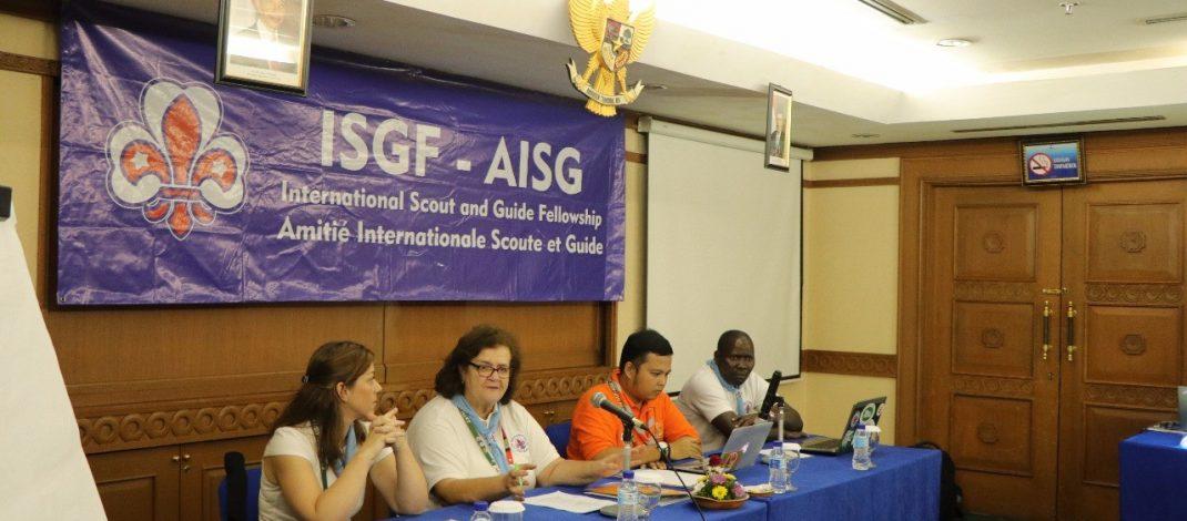 رواد الكشافة السعودية يبدؤون مشاركتهم بالمؤتمر العالمي في بالي