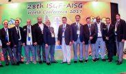 رواد كشافة المملكة يشاركون بالمؤتمر الكشفي العالمي لرواد الكشافة والمرشدات في اندونيسيا