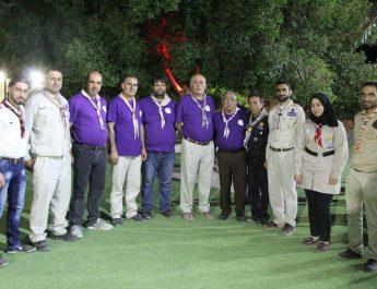 مفوضية محافظة الخليل تزور دراستي الشارة الخشبية في الفارعة واريحا