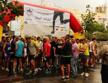 """تحت عنوان """"بترابك الجنة"""" وكالة كون تنظم سباق الاستقلال الخامس بمشاركة رياضية مميزة"""