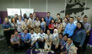 كشافة المملكة تُشارك في ورشة فن القيادة والتشبيك الاجتماعي بماليزيا