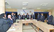 لجنة الاعلام والتوثيق بالاتحاد العربي لرواد الكشافة والمرشدات تجتمع في شرم الشيخ