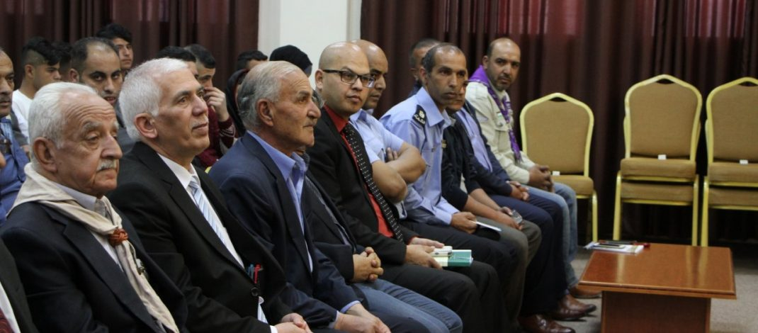 """مفوضية الخليل تشارك في فعاليات يوم الطفل الفلسطيني """"يوم المساءلة"""""""